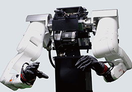 マルチモーダルAIロボットの開発 イメージ