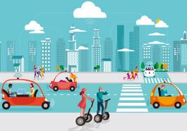 都市交通 イメージ
