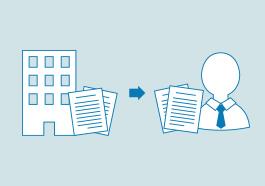 企業と人のマッチングシステムの開発 イメージ